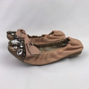 Penny Loves Kenny Womens Size 6 Ballet Flats